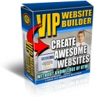VIP Website Builder Software with Resell Rights