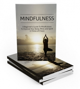 Mindfulness ebook with Master Resale Rights