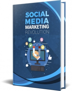 Social Media Marketing Revolution ebook with Private Label Rights