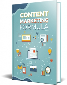 Content Marketing Formula ebook with Private Label Rights
