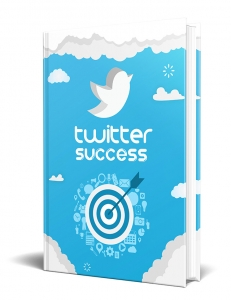 Twitter Success ebook with Private Label Rights
