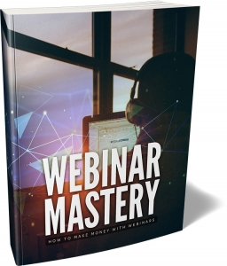 Webinar Mastery  with Master Resale Rights
