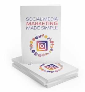 Social Media Marketing Made Easy  with Master Resale Rights