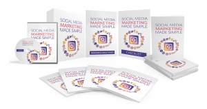 Social Media Marketing Made Easy Video Upgrade Video with Master Resale Rights