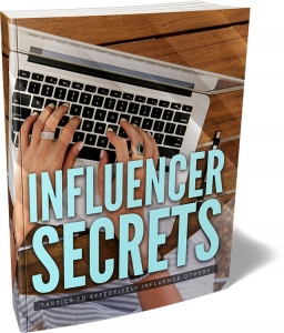 Influencer Secrets  with Master Resale Rights
