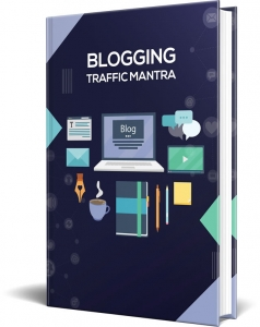 Blogging Traffic Mantra  with Private Label Rights