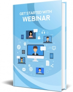 Get Started With Webinar  with Private Label Rights