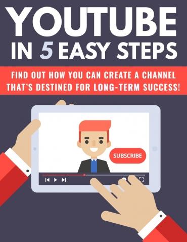 Youtube In 5 Easy Steps
