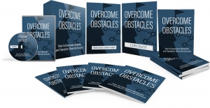 Overcome Obstacles Video Upgrade video with Master Resale Rights