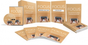 Focus Video Upgrade video with Master Resale Rights