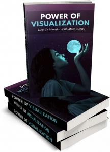 Power Of Visualization ebook with Master Resale Rights