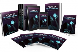 Power Of Visualization Video Upgrade video with Master Resale Rights