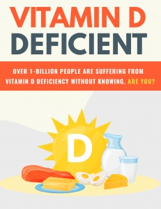 Vitamin D Deficient eBook with Private Label Rights