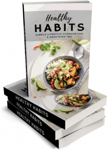 Healthy Habits eBook with Master Resale Rights