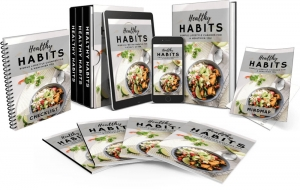 Healthy Habits Video Upgrade video with Master Resale Rights