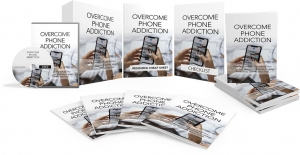 Overcome Phone Addiction Video Upgrade video with Master Resale Rights