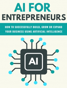AI For Entrepreneurs ebook with Private Label Rights