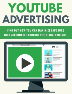 Youtube Advertising ebook with Private Label Rights
