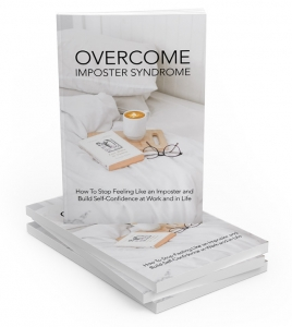 Overcome Imposter Syndrome ebook with Master Resale Rights