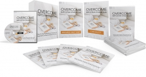 Overcome Imposter Syndrome Video Upgrade Video with Master Resale Rights