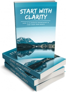 Start With Clarity ebook with Master Resale Rights