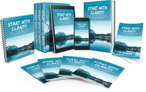 Start With Clarity Video Upgrade video with Master Resale Rights