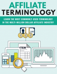 Affiliate Terminology ebook with Private Label Rights