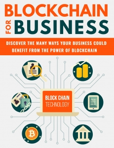 Blockchain For Business ebook with Private Label Rights