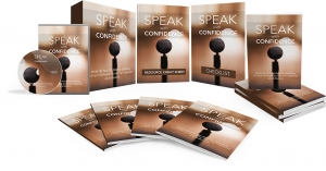 Speak With Confidence Video Upgrade video with Master Resale Rights