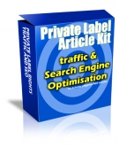 Private Label Article Pack : Traffic & SEO Articles eBook with Private Label Rights