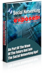 Social Networking Exposed! eBook with Private Label Rights