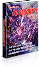 Guide to PC Security eBook with Private Label Rights