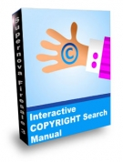 Interactive Copyright Search Manual Software with Personal Use Rights