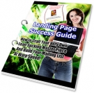 Landing Page Success Guide eBook with Private Label Rights