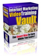 Internet Marketing Video Training Vault Video with Master Resale Rights