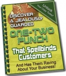 One-Two Punch That Spellbinds Customers eBook with Master Resale Rights