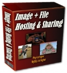 Image + File Hosting & Sharing Software with Resell Rights