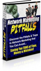 Network Marketing Pitfalls eBook with Private Label Rights