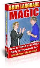 Body Language Magic eBook with Private Label Rights