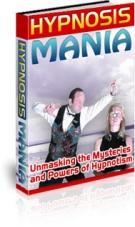 Hypnosis Mania eBook with Private Label Rights