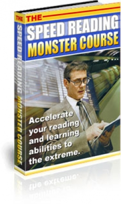 The Speed Reading Monster Course