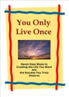 You Only Live Once eBook with Resell Rights