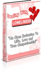 Dealing With Loneliness eBook with Private Label Rights