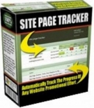 Site Page Tracker Software with Resell Rights