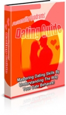 Personality Quadrant's Dating Guide eBook with Private Label Rights