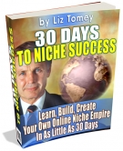 30 Days To Niche Success eBook with Master Resale Rights