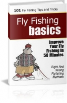 Fly Fishing Basics eBook with private label rights