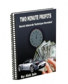 Two Minute Profits eBook with Master Resale Rights