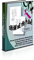 Show Me The Plan! - Part 1 eBook with private label rights