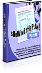 Show Me The Plan! - Part 2 eBook with Private Label Rights